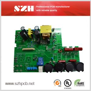 Fire Alarm System Fr4 2.4mm 2oz PCB PCBA Assembly pictures & photos