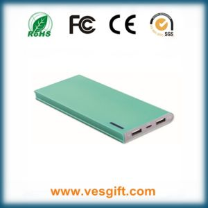 Top Quality 4000mAh Metal External Cell Phone Battery pictures & photos