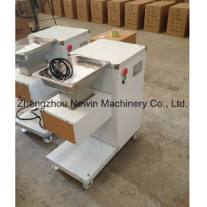 220/380V Qw Electric Meat Cutting Machine Price 800kg/H pictures & photos
