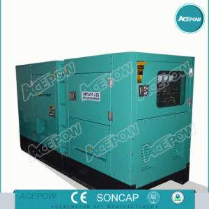 10kw -300kw Ricardo Diesel Genset with Open / Silent Type pictures & photos