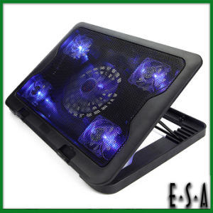 2015 Adjustable Laptop Cooling Ice Pad, Durable Evaporative Cooling Ice Pad, Hot Selling USB Laptop Cooling Fan for iPad G22A123 pictures & photos