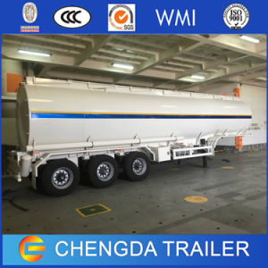 China Factory 3 Axles 30000L Capacity Fuel Tanker for Sale pictures & photos