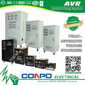 AVR Series Servo-Type Automatic Voltage Stabilizer or Regulator pictures & photos