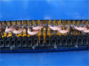 China Panel Wire Mesh Fencing Welding Machine Price pictures & photos