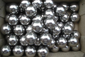 420 Stainless Steel Ball (SGS approved) pictures & photos