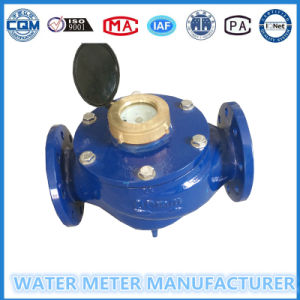 Woltman Water Meter in Big Size Iron Body pictures & photos