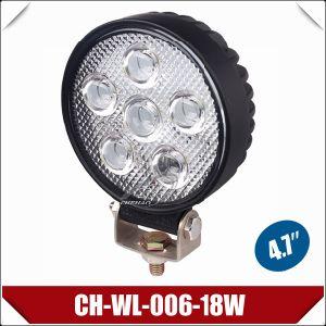 """4.7"""" 18W IP67 Epistar LED Work Light (CH-WL-006-18W)"""