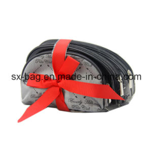 High Quality Cosmetic Bag with Shell Shape