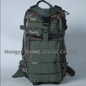 Top Quality Military Body Bag, Military Camouflage Tacital Backpack (HY-B063) pictures & photos