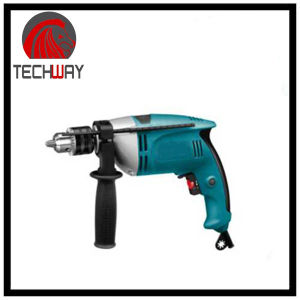 13mm 810W Electric Drill Homeusing Construction Impact Drill pictures & photos