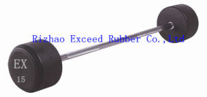 Gym Equipment Fitness Equipment of Barbell (Straight Bar)