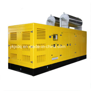 Cummins10kw-500kw Power Silent Diesel Generator pictures & photos