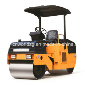 Small Size Double Drum Rollers, Hydraulic Vibratory pictures & photos