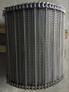 304 316 Stainless Steel Wire Mesh Chain Link Conveyor Belt pictures & photos