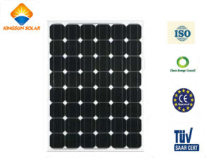 190W High Efficiency Silicon Monocrystalline Solar Panel Module pictures & photos