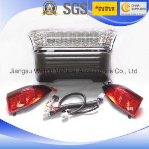 """Club Car Precedent 04""""-up LED Basic Light Kit W/Day Time Run Light pictures & photos"""