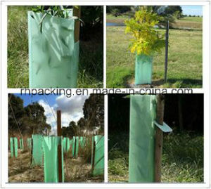 2mm 2.5mm Corflute Vine Guard / Fluted Plastic Tree Guard pictures & photos