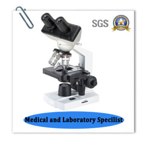 Classic LED Biological Student Microscope pictures & photos