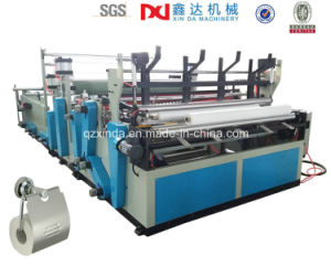 Full Automatic Toilet Paper Making Machine Suppliers pictures & photos