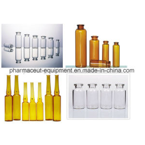 Pharmaceutical Machine Ampoule Cleaning, Sterilizing, Drying, Filling, Sealing Machine pictures & photos
