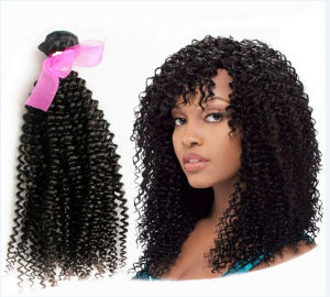 Baby Curly 100% Natural Human Hair Body Wave Brazilian Virgin Hair pictures & photos