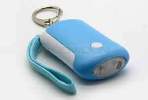 135dB Aloud Pillow Shape Lady Personal Alarm with Two Bright Flashlight Support OEM pictures & photos