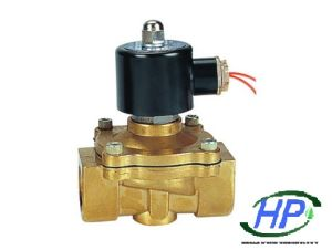Brass Solenoid Valve for Industrial Water Treatment System pictures & photos