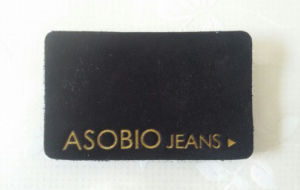 PU Label /Garment Label/Jeans Label /Leather Label (YDL-15061)