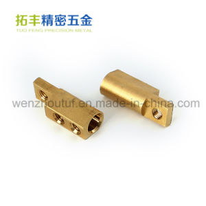 Customized Terminal Block Naked Tube Terminal Brass Connector pictures & photos