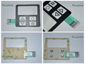 Metal Domes Tactile Membrane Switch Flexible Printed Circuit pictures & photos