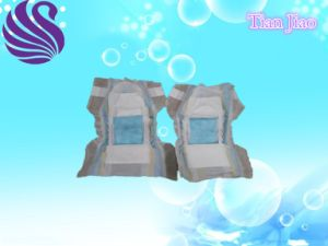 High Absorbency Blue Core Disposable Baby Nappy pictures & photos