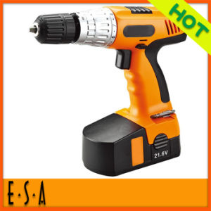 Good Quality Portable 92PC Rechargeable Drill, Lowest Price Electric Hand Drill Machine T09b101 pictures & photos
