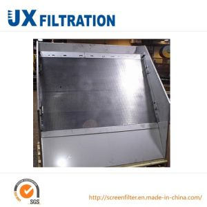 Stainless Steel Static Arc Screen for Removing Solids pictures & photos