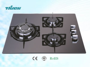 Hot-Selling Gas Hob with Three Burners/Trg3-601