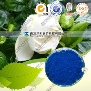 Natural Plant Colorant Gardenia Blue for Food and Drink pictures & photos