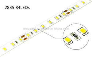 2835 84LEDs/M 24V CRI 90 LED Strip pictures & photos