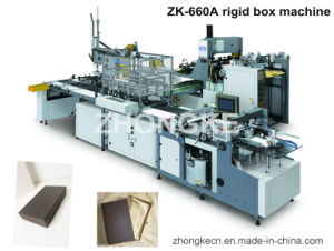 Luxury Quality Ring Box Making Machine pictures & photos