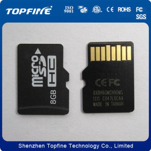 OEM 8GB Micro SD Card Full Capacity Made in Taiwan pictures & photos