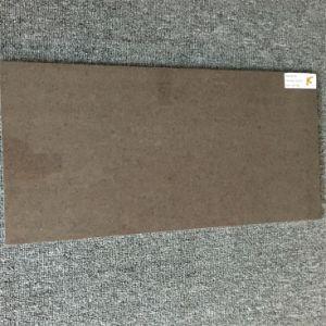High Quality Porcelain Tile Double Loading Tile Dark Brown Color pictures & photos