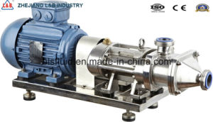 Stainless Steel Cream Transport Pump pictures & photos