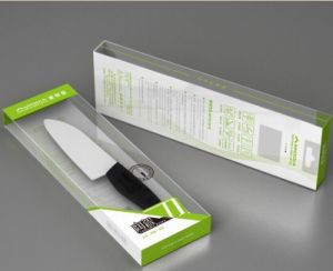 """Kitchen Utensils for 5"""" Ceramic Santoku Chef′s Knife pictures & photos"""