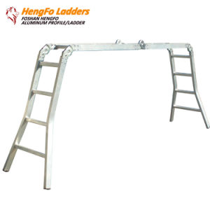 Multi-Purpose Aluminum Ladder of Farm pictures & photos