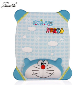 Cute Cartoon Mouse Pad with Machine Cat