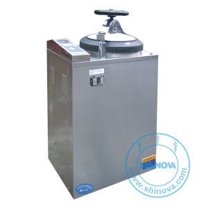 Vertical Pre-Vacuum Sterilizer (PV-V50/75) pictures & photos