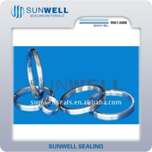 Ring Joint Gaskets N06625 Rtj R31 Type-R Oval as Per ASME B16.20 pictures & photos