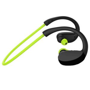 Sweat Proof Waterproof Stereo Built-in Mic Wireless Bluetooth V4.1 Gym Headphones for iPhone6/6s pictures & photos