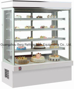 Commerical Cake Display Showcase with CE (WH-4R) pictures & photos