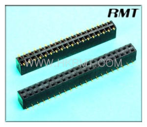 Female Header 2.54mm Double SMT. pictures & photos