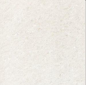 White Color Crystal Jade Polished Porcelain Tile pictures & photos