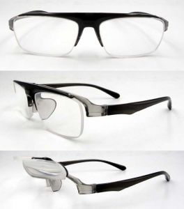 Whole Injection Plastic Reading Glasses Wtih Clip-on(Yf15162
